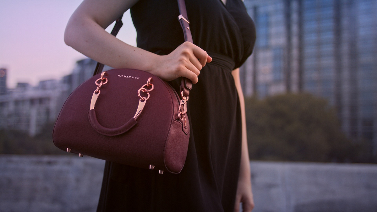 Hilman & Co Handbag Geboo