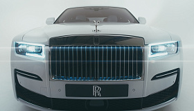 An exclusive look at the new Rolls-Royce Ghost